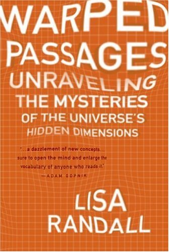 Warped Passages book cover